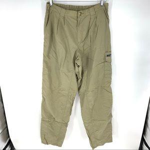 Ex Officio Travel pants 34x35